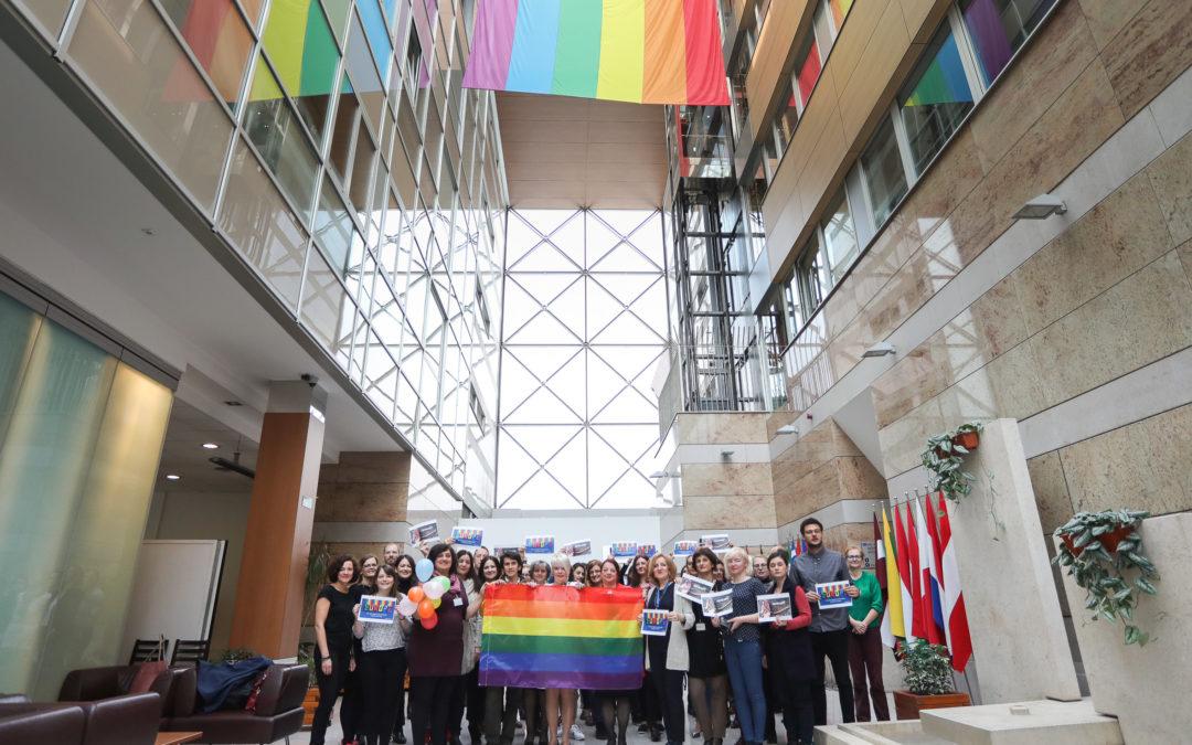 Zajednička izjava povodom IDAHOT-a: Ljudska prava su univerzalna i jednako se primjenjuju na sve ljude