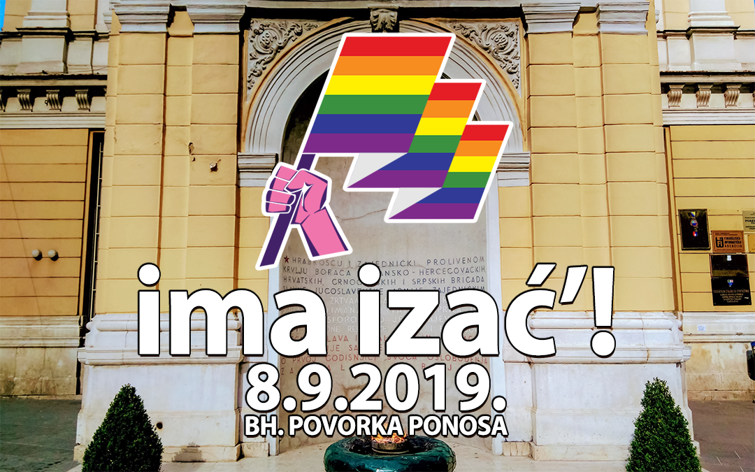 Solidarno za slobodu – slobodu okupljanja, slobodu identiteta i slobodu ljubavi!