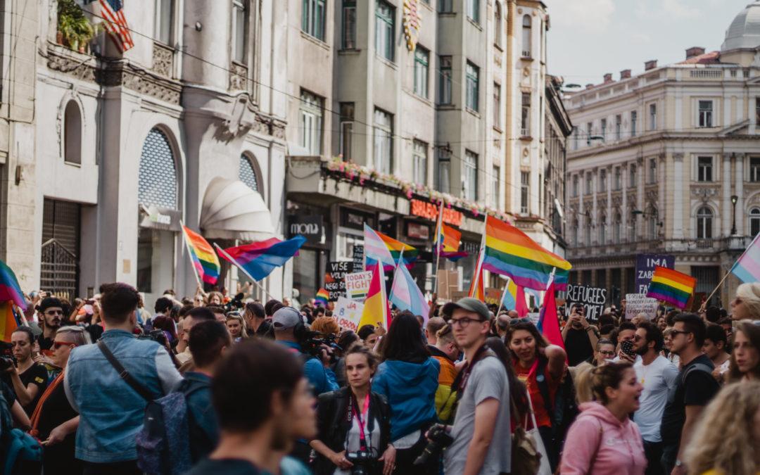Dan ponosa: Ponosni na sebe i jedni na druge