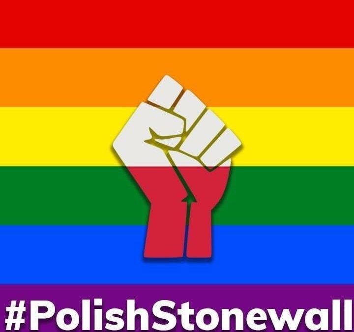 Stojimo solidarno uz LGBTIQ zajednicu u Poljskoj