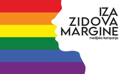 BiH Pride March Campaign: Behind Margin Walls