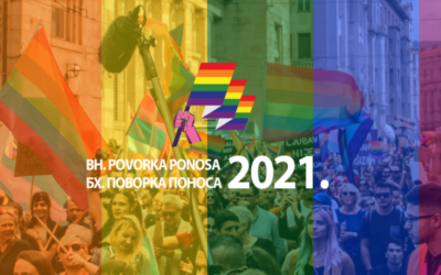 IN SOLIDARITY WITH BOSNIA AND HERZEGOVINA PRIDE: LGBTIQ PEOPLE'S FREEDOMS OF ASSEMBLY AND EXPRESSION MUST BE PROTECTED WITHOUT DISCRIMINATION